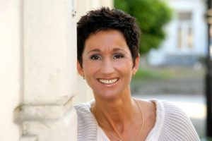 Optreden zangeres Marie Christien